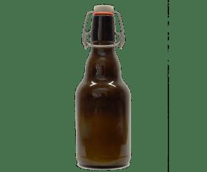 Swing Top Homebrew Bottle