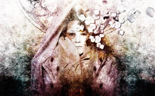Tears of White Roses