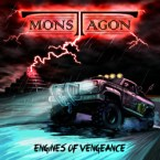 MONSTAGON - Engines of Vengeance out Friday, 12 June!