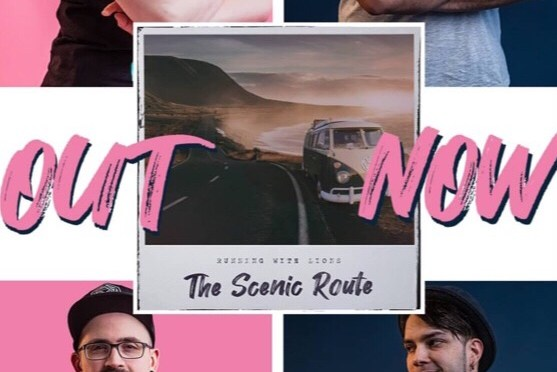 The Scenic Route out now!