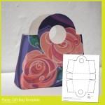 Handbag Gift Bag Template