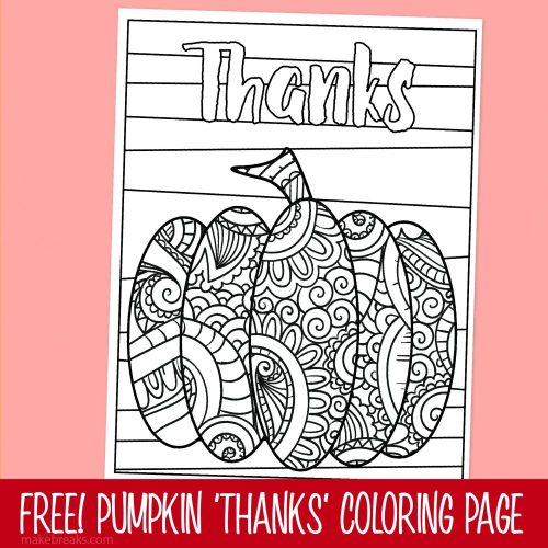 pumpkin thanks coloring page pv-01