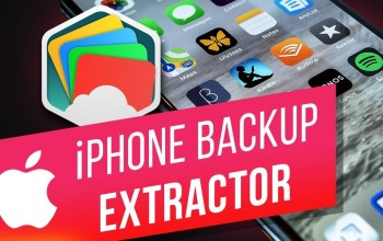 iPhone Backup Extractor 7.7.32 Crack & Activation Key Download