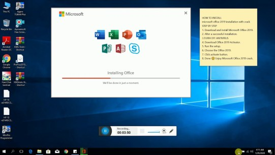 Microsoft Office 2021 Crack & Serial Key Free Download [Latest]
