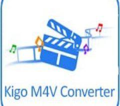 Kigo M4V Converter Plus v5.5.8 Crack Free Download 2021