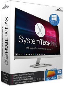 Summitsoft SystemTECH Pro 11.0 Crack Latest Version Full Download