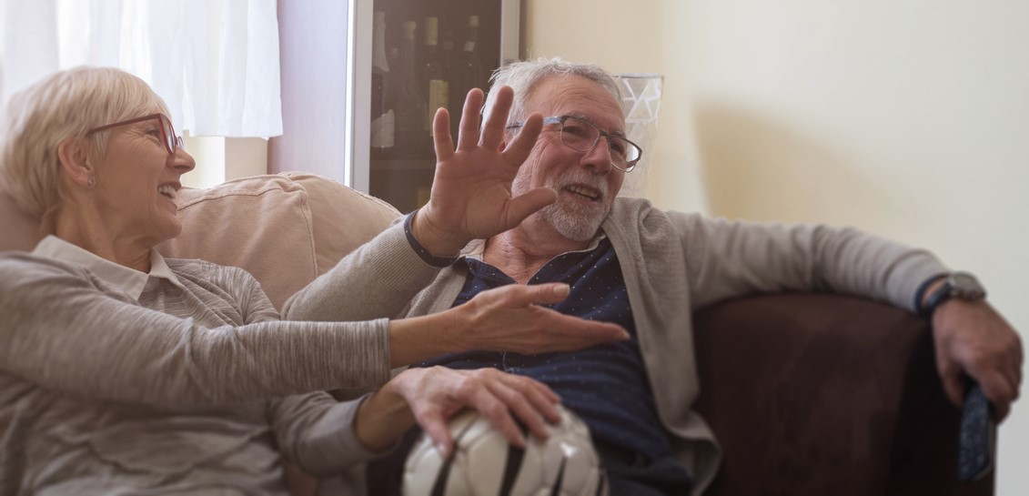 Dealing with Irritability in Persons with Dementia