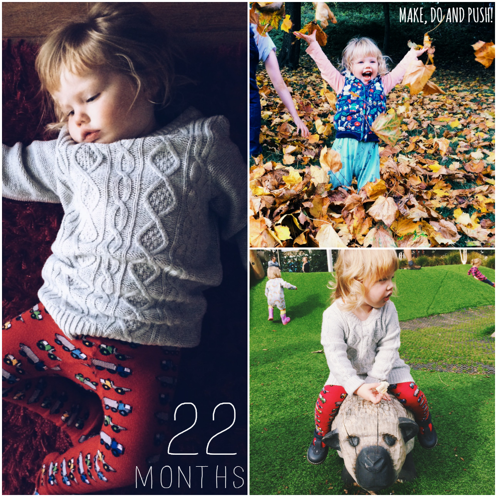 Busby at 22 months