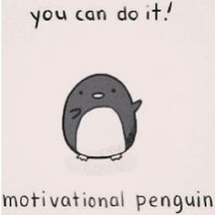 motivate penguin