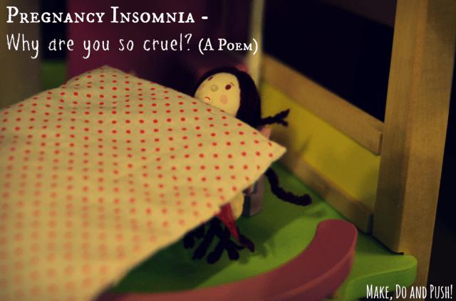 pregnancy insomnia poem