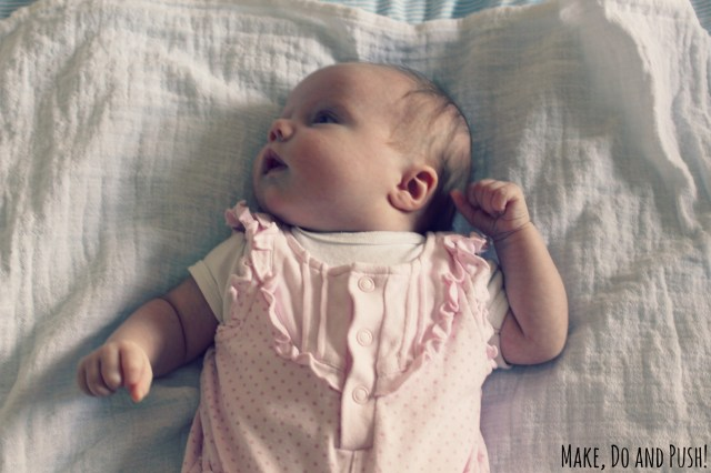 This post was just an opportunity for me to share adorable baby photos...!