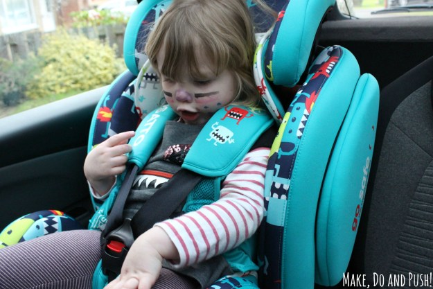 cosatto cuddle monster 2 hug review