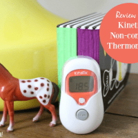 Review // Kinetik Non-contact Thermometer