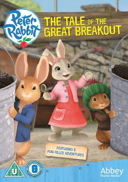 peter rabbit dvd giveaway