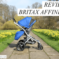 Review // Britax Affinity 2 Pushchair