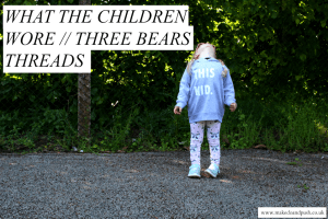 three bears threads review