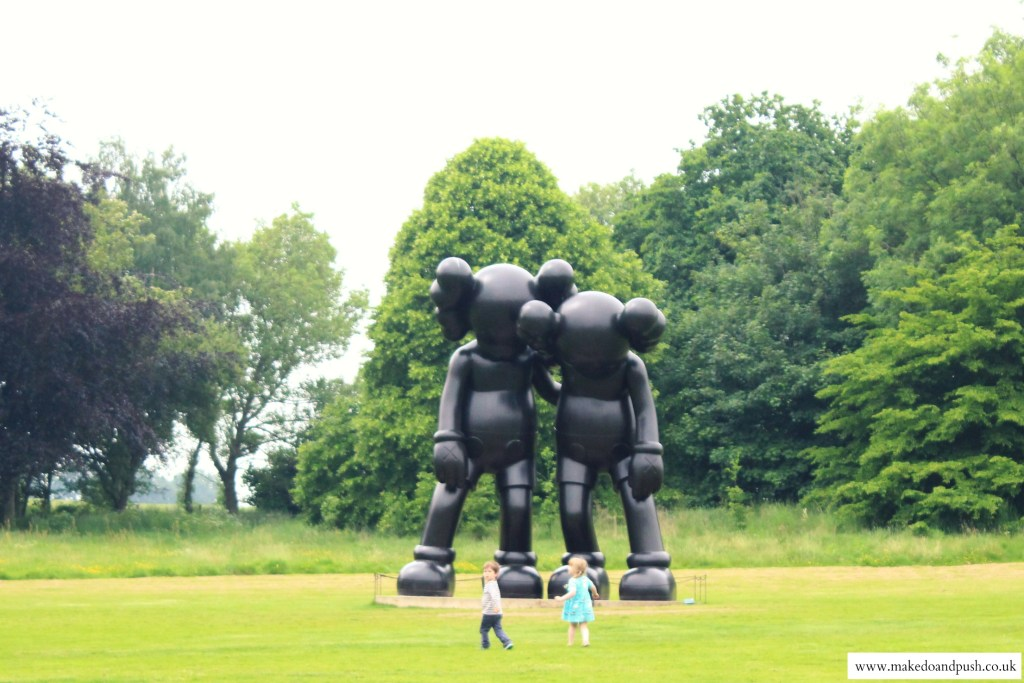 My Wild Ones Yorkshire Sculpture Park