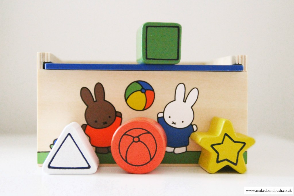 miffy shape sorter review