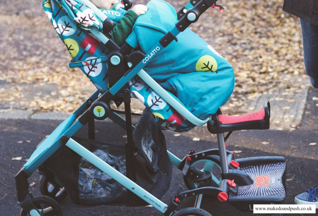 Lascal BuggyBoard MAXI Plus review