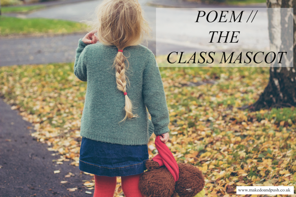 the class mascot poem