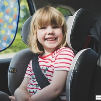 Review // Ickle Bubba Solar ISOFIX Car Seat