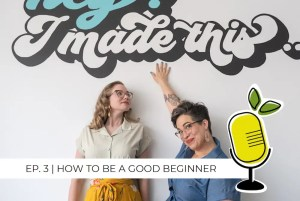 how to be a good beginner