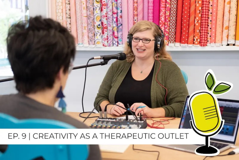 creativity as a therapeutic outlet