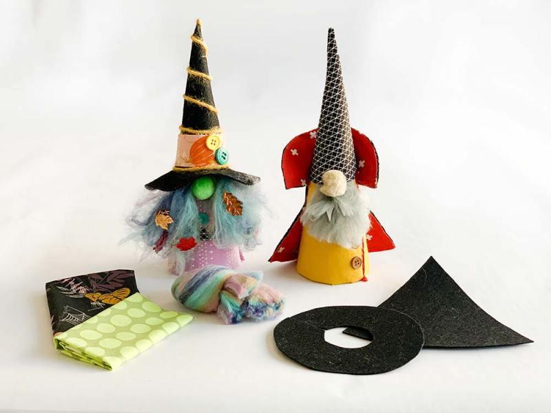 Halloween Gnomes Tutorial
