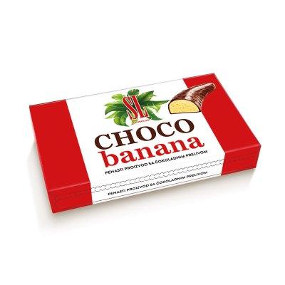 CHOCO BANANE SWISSLION 252 g (14 kos)