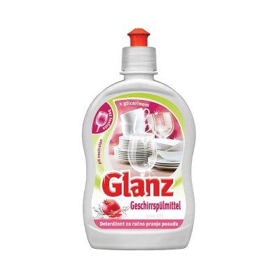DETERGENT GLANZ GRANATNO JABOLKO 500 ml
