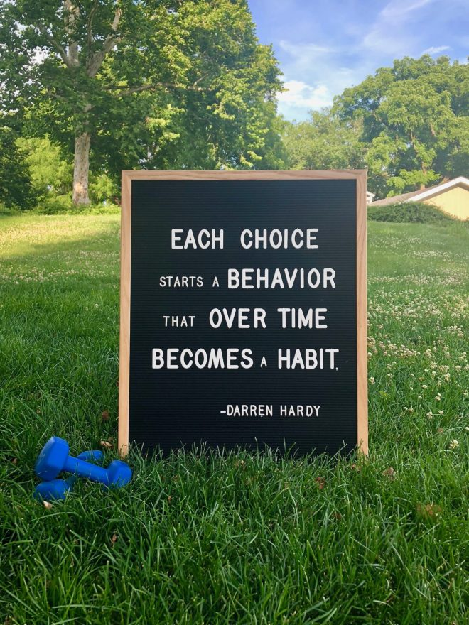 MAKE films - MAKE a habit challenge