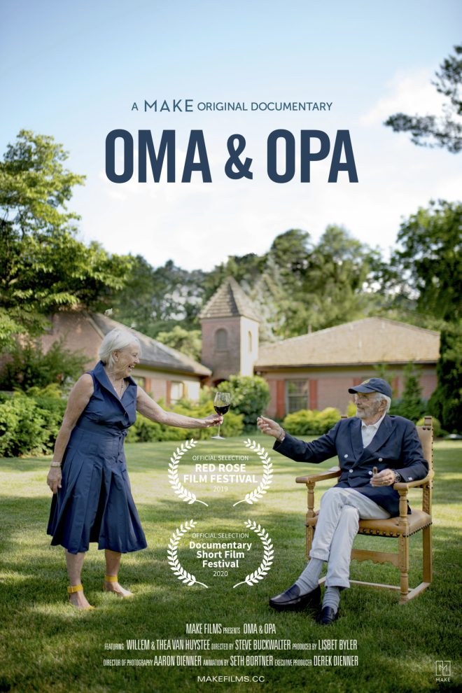 Oma and Opa Movie Poster