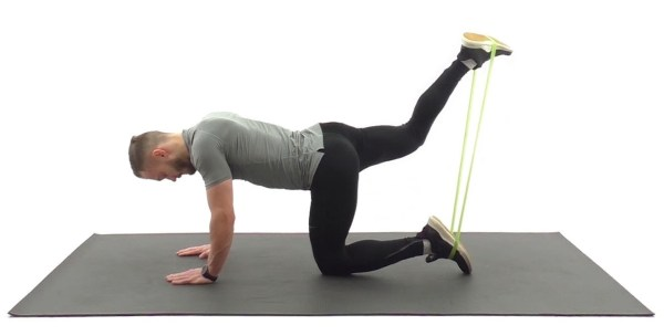 Упражнения с фитнес резинкой. ТОП лучших.