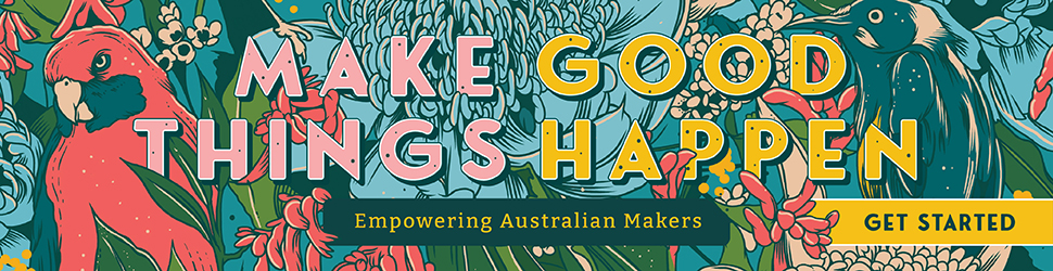 Get started at Make Good Things Happen