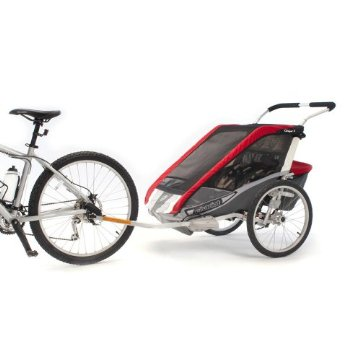 Bicycle trailers for kids