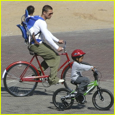 The Best Tip Ever for Teaching Your Kid to Ride a Bicycle