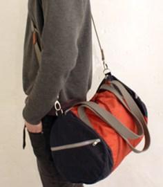 Esther Porter barrel bag