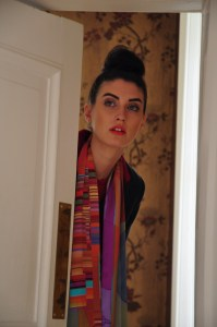 Taisir Gibreel Scarves Autumn Winter 2011