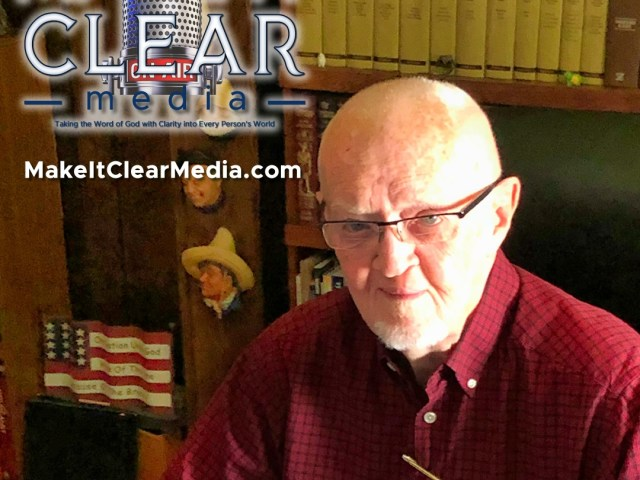 An Interview with Dr. Richard Seymour