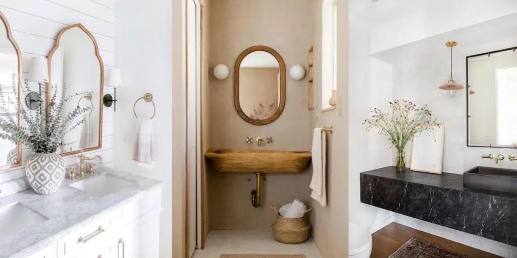 umywalka łazienkowa z kamienia umywalka łazienkowa z drewna drewniana