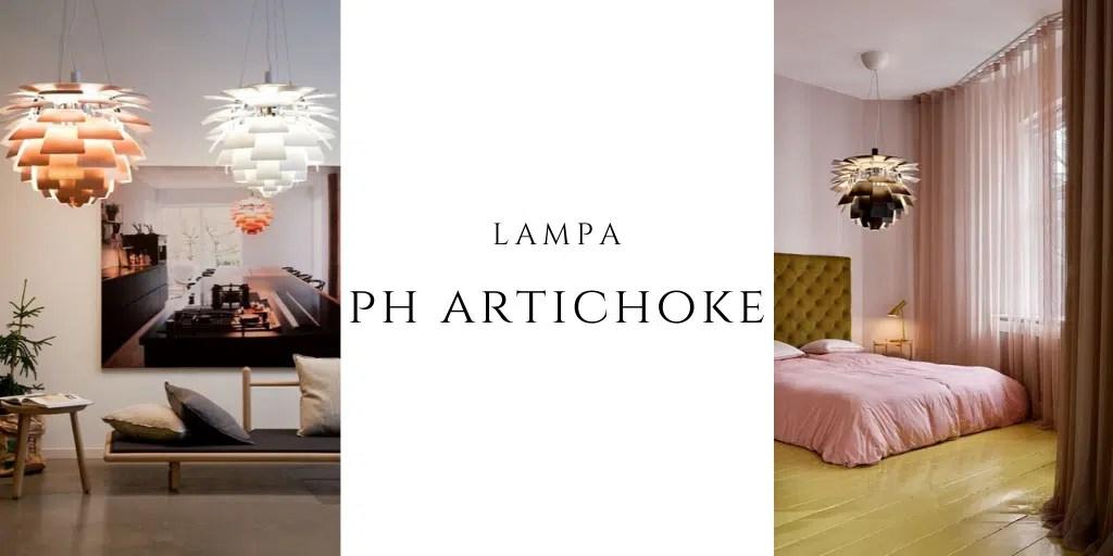PH Artichoke Poul Henningsen lampa karczoch szyszka