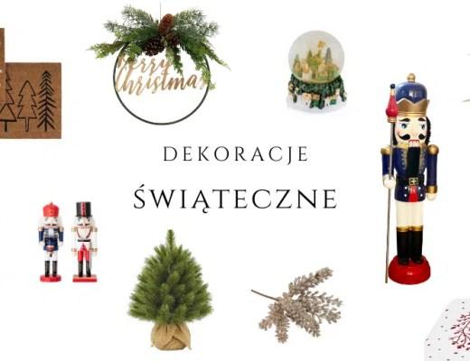 dekoracje świąteczne boże narodzenie 2020 gdzie kupić ozdoby najpiękniejsze