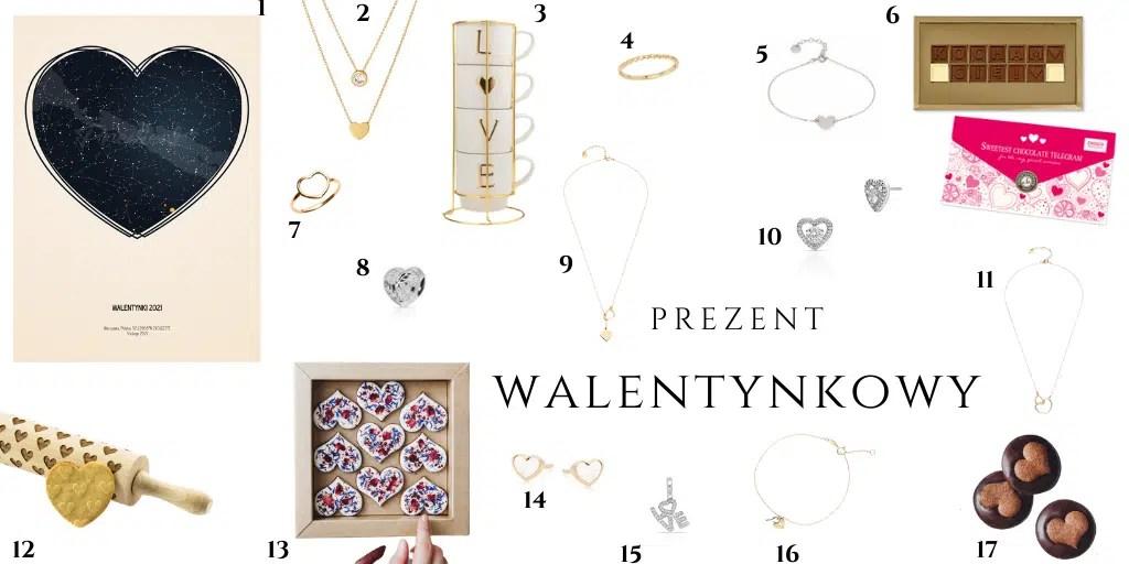 prezent walentynkowy z sercem dla dziewczyny biżuteria ania kruk positive prints iga sarzyńska
