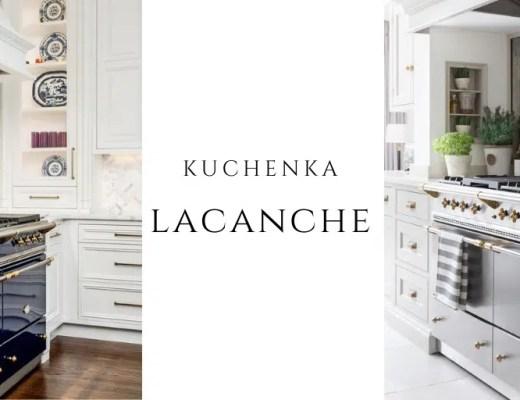 kuchenka lacanche piec z piekarnikiem luksusowe agd premium