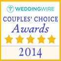 WeddingWire Couples Choice Awards 2014