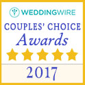 WeddingWire Couples Choice Awards 2017
