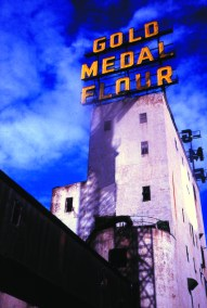 Gold Medal Flour Mill, Minneapolis.