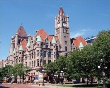 Landmark Center, Saint Paul