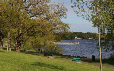 Lake Susan Park, Chanhassen.