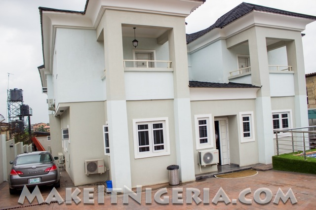 Aeroville Holiday Rental Apartment Homes Magodo Lagos